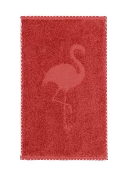 flamingo serviette invite blanc maison lili serviette flamant rose